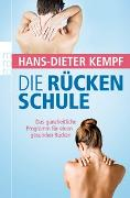 Cover-Bild zu Die Rückenschule von Kempf, Hans-Dieter