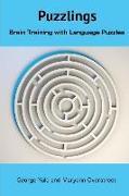 Cover-Bild zu Puzzlings: Brain Training with Language Puzzles von Overstreet, Maryann