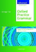 Cover-Bild zu Advanced: Oxford Practice Grammar Advanced Supplementary Exercises - Oxford Practice Grammar von Yule, George