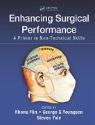 Cover-Bild zu Enhancing Surgical Performance (eBook) von Flin, Rhona (Hrsg.)