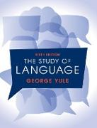 Cover-Bild zu The Study of Language 6th Edition von Yule, George (University of Hawaii, Manoa)