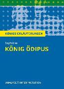 Cover-Bild zu König Ödipus von Sophokles. Königs Erläuterungen (eBook) von Matzkowski, Bernd