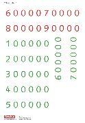 Cover-Bild zu eins-zwei-drei, Mathematik-Lehrwerk für Kinder mit Sprachförderbedarf, Mathematik, 4. Schuljahr, Zahlenkarten 3, Kartonbeilagen, 10 Stück im Beutel von Demirel, Ümmü