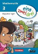 Cover-Bild zu eins-zwei-drei, Mathematik-Lehrwerk für Kinder mit Sprachförderbedarf, Mathematik, 3. Schuljahr, Kopiervorlagen mit CD-ROM, Mit Lösungen, Lernzielkontrollen und Diagnosebögen