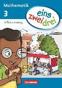 Cover-Bild zu eins-zwei-drei, Mathematik-Lehrwerk für Kinder mit Sprachförderbedarf, Mathematik, 3. Schuljahr, Differenzierungsblock