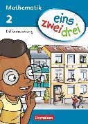 Cover-Bild zu eins-zwei-drei, Mathematik-Lehrwerk für Kinder mit Sprachförderbedarf, Mathematik, 2. Schuljahr, Differenzierungsblock von Demirel, Ümmü