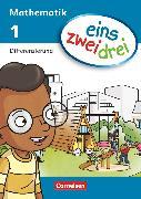 Cover-Bild zu eins-zwei-drei, Mathematik-Lehrwerk für Kinder mit Sprachförderbedarf, Mathematik, 1. Schuljahr, Differenzierungsblock von Demirel, Ümmü