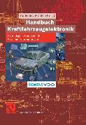 Cover-Bild zu Handbuch Kraftfahrzeugelektronik (eBook) von Wallentowitz, Henning (Hrsg.)
