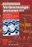 Cover-Bild zu Verbrennungsmotoren (eBook) von Flierl, Rudolf