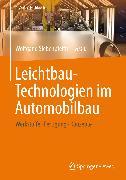 Cover-Bild zu Leichtbau-Technologien im Automobilbau (eBook) von Siebenpfeiffer, Wolfgang (Hrsg.)
