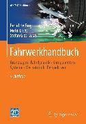Cover-Bild zu Fahrwerkhandbuch (eBook) von Heißing, Bernd (Hrsg.)