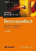 Cover-Bild zu Bremsenhandbuch (eBook) von Bill, Karlheinz H. (Hrsg.)