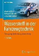 Cover-Bild zu Wasserstoff in der Fahrzeugtechnik (eBook) von Klell, Manfred
