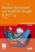 Cover-Bild zu Passive Sicherheit von Kraftfahrzeugen (eBook) von Kramer, Florian