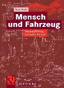 Cover-Bild zu Mensch und Fahrzeug (eBook) von Fiala, Ernst