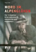 Cover-Bild zu Mord im Alpenglühen von Ott, Paul