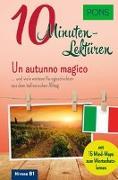 Cover-Bild zu PONS 10-Minuten-Lektüren Italienisch B1