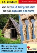 Cover-Bild zu Von der Ur- und Frühgeschichte bis zum Ende des Altertums (eBook) von Heitmann, Friedhelm