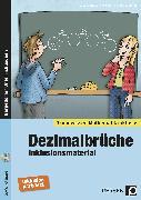 Cover-Bild zu Dezimalbrüche - Inklusionsmaterial von Spellner, C.