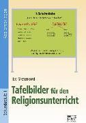 Cover-Bild zu Tafelbilder für den Religionsunterricht von Gretenkord, Ilse