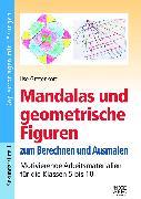 Cover-Bild zu Mandalas und geometrische Figuren zum Berechnen und Ausmalen von Gretenkord, Ilse