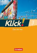 Cover-Bild zu Klick! Geschichte, Fachhefte für alle Bundesländer, Band 3, Arbeitsheft von Fink, Christine