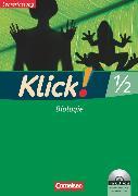Cover-Bild zu Klick! Biologie, Alle Bundesländer, Band 1/2, Arbeitsheft - Lehrerfassung mit CD-ROM von Gredig, Sylvia