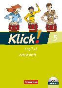Cover-Bild zu Klick! Englisch, Alle Bundesländer, Band 5: 9. Schuljahr, Arbeitsheft mit Hör-CD von Baumgartner, Susanne