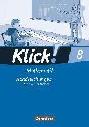 Cover-Bild zu Klick! Mathematik - Mittel-/Oberstufe, Alle Bundesländer, 8. Schuljahr, Handreichungen für den Unterricht von Friedemann-Zemkalis, Enno