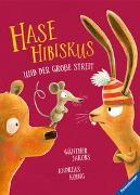 Cover-Bild zu Hase Hibiskus und der große Streit von König, Andreas