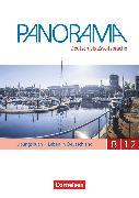 Cover-Bild zu Panorama, Deutsch als Fremdsprache, B1: Teilband 2, Übungsbuch DaZ mit Audio-CD, Leben in Deutschland von Böschel, Claudia