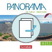Cover-Bild zu Panorama, Deutsch als Fremdsprache, A1: Teilband 1, Kursbuch und Übungsbuch DaZ, 120472-3 und 120602-4 im Paket von Böschel, Claudia