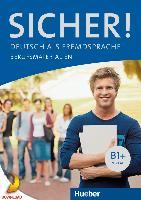 Cover-Bild zu Sicher! B1+ im Beruf (eBook) von Böschel, Claudia