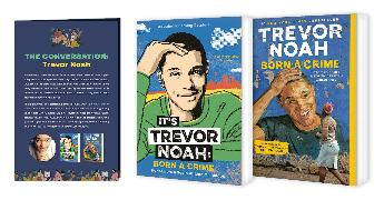 Cover-Bild zu Trevor Noah: The Conversation Collection with Guide von Noah, Trevor