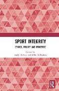 Cover-Bild zu Sport Integrity von HARVEY, ANDY (Hrsg.)