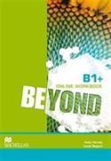Cover-Bild zu Beyond B1+ Online Workbook von Harvey, Andy