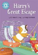 Cover-Bild zu Reading Champion: Harry's Great Escape von Harvey, Damian