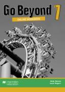 Cover-Bild zu Go Beyond Online Workbook 1 von Harvey, Andy