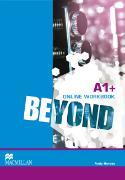 Cover-Bild zu Beyond A1+ Online Workbook von Harvey, Andy