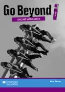 Cover-Bild zu Go Beyond Online Workbook Intro von Harvey, Andy