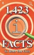 Cover-Bild zu 1,423 QI Facts to Bowl You Over (eBook) von Lloyd, John