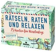 Cover-Bild zu Rätsel, Raten und Relaxen von Kiefer, Philip