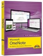 Cover-Bild zu Microsoft OneNote von Kiefer, Philip