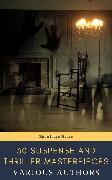Cover-Bild zu 30 Suspense and Thriller Masterpieces (eBook) von Wallace, Edgar