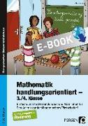 Cover-Bild zu Mathematik handlungsorientiert - 3./4. Klasse (eBook) von Voigt, Claudia