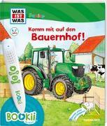 Cover-Bild zu BOOKii® WAS IST WAS Junior Komm mit auf den Bauernhof! von Braun, Christina