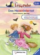 Cover-Bild zu Leserabe 16. Lesestufe 2. Das Hexeninternat von Ondracek, Claudia