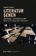 Cover-Bild zu Literatur sehen von Potsch, Sandra