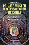 Cover-Bild zu Private Museen für Gegenwartskunst in China von Schmidt-Yin, Meng