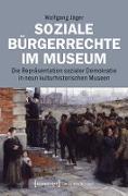 Cover-Bild zu Soziale Bürgerrechte im Museum (eBook) von Jäger, Wolfgang